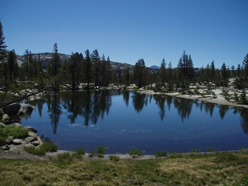 Red Rock Basin Lake