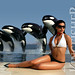KINGFISHER Swimsuit Calendar 2007 - French Riviera by Kingfisher World