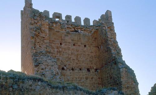 El castillo de la Raya
