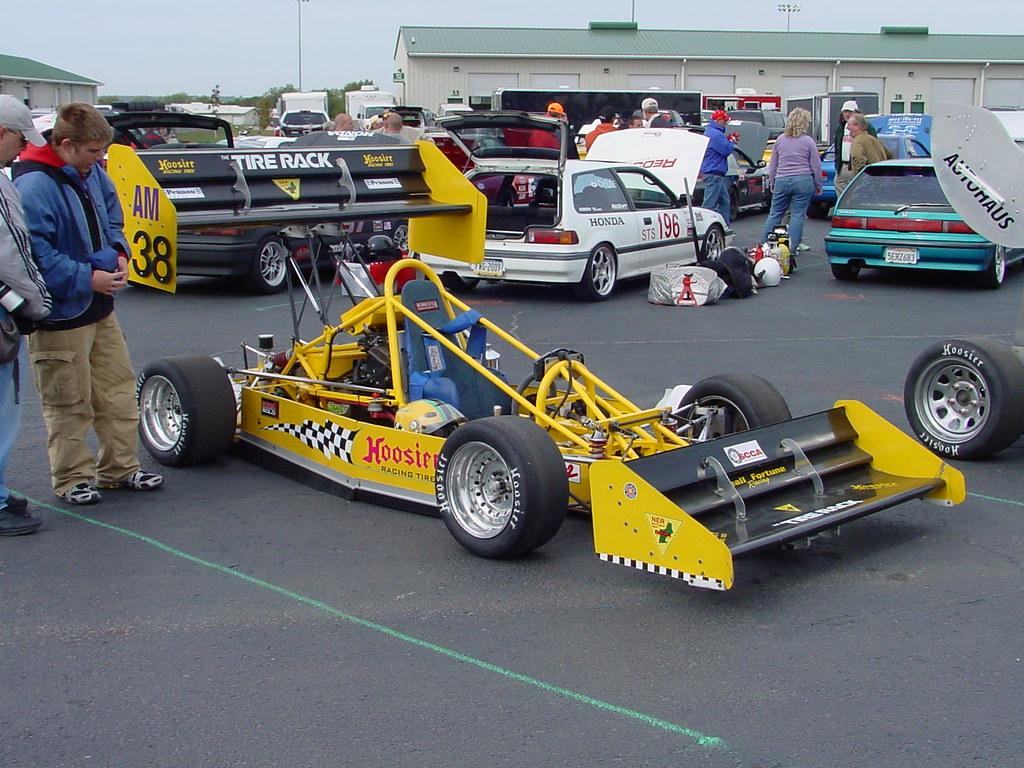 A Mod Race Car