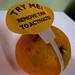 Activate orange by Bill Selak