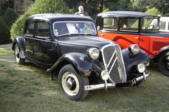 automobile, citroã«n, vehicle, citroã«n traction avant, antique car, sedan, classic car, vintage car, land vehicle, luxury vehicle, motor vehicle,