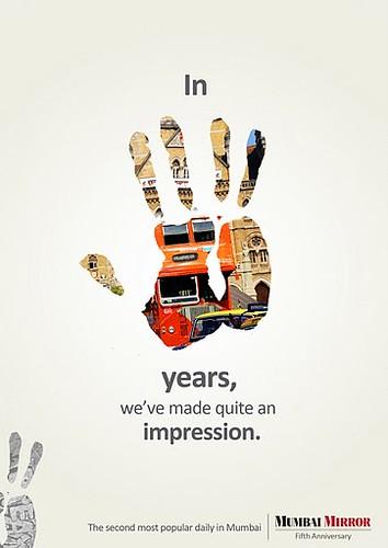 Award Winning Ad Made For Mumbai Mirror