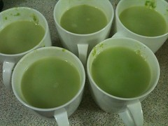 cup, green, drink, ceramic,