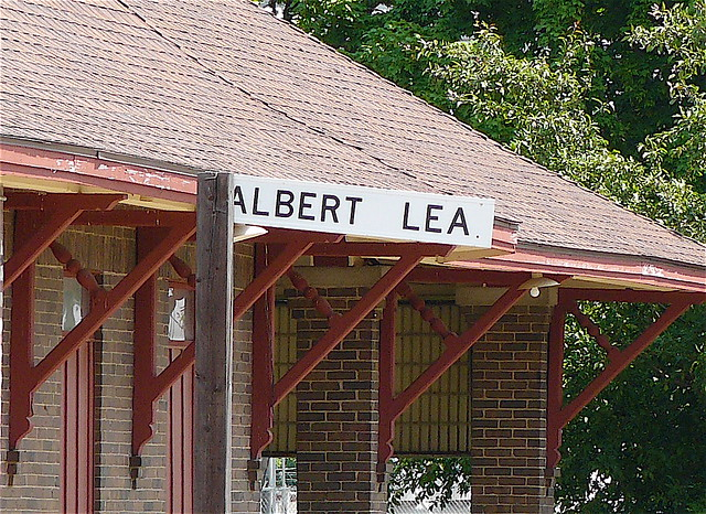 Header of Albert Lea