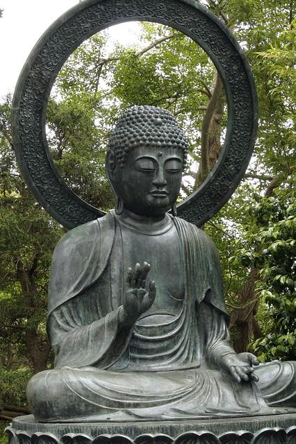 Buddha @ SF Japanese Tea Garden