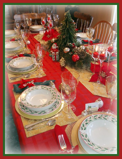 Table settings 1 a gallery on flickr