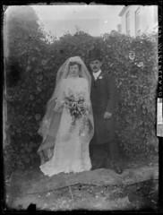 Allison Weddings Mc initials