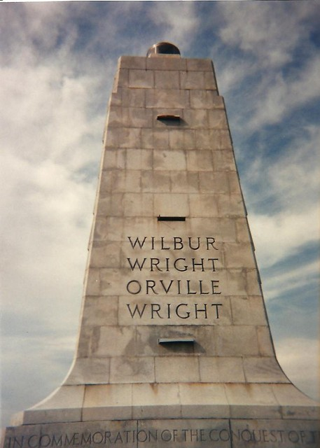 NC - Wright Brothers Memorial