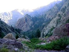 Monte Saltare, vu depuis le Haut Laoscella