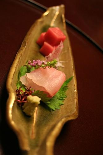 Kaiseki dinner at Yoshikawa ryokan (3)