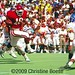 Arkansas Razorbacks Leap 1987