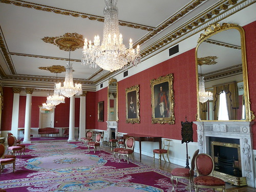 Visita al Castillo de Dublin