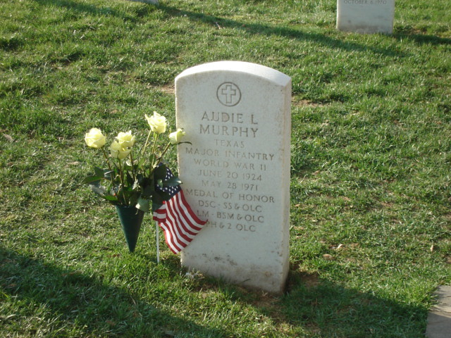 Audie L Murphy Grave Site Flickr Photo Sharing