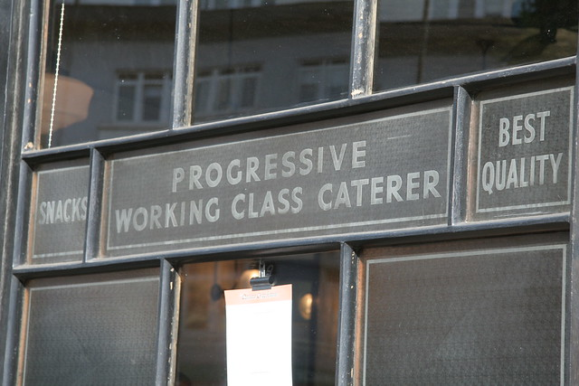 Progressive Working Class Caterer