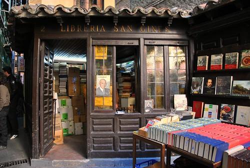21 Libreria San Gines