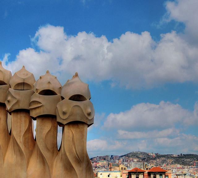 Gaudi's Vigilants