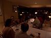 Dinner at Sa Cranca Restaurant