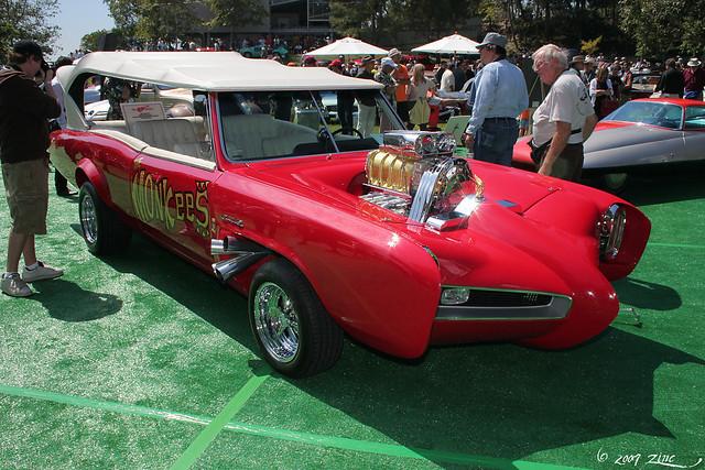 4610089815on 1967 Pontiac Gto