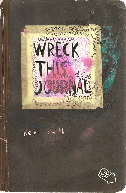Wreck This Journal Cover wreck this journal cov...