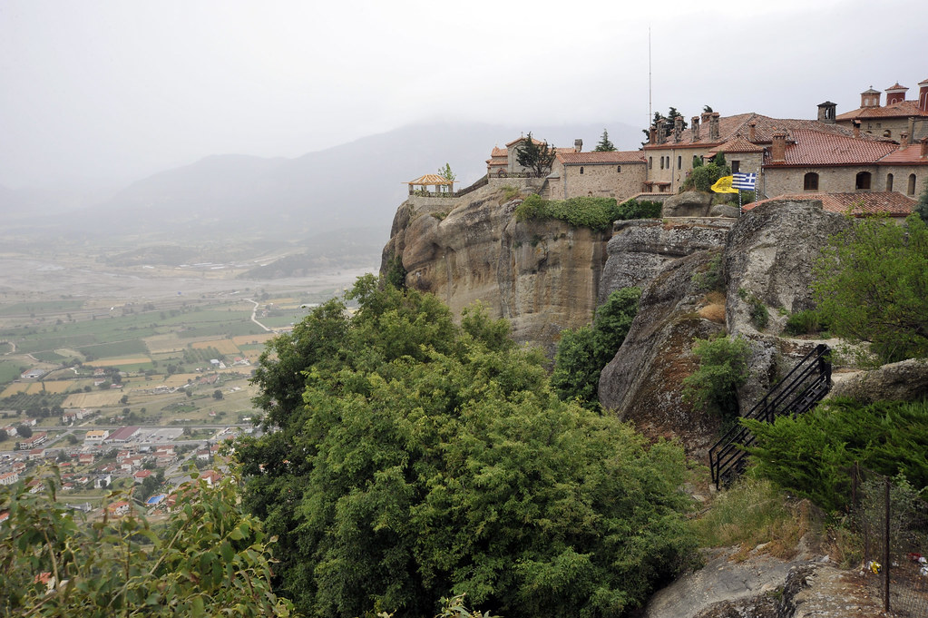 One of the Meteora Monasteries