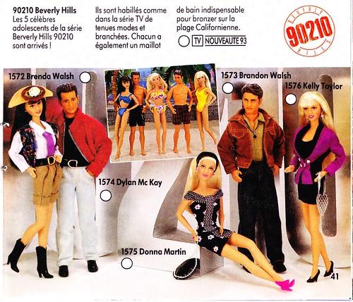 Beverly Hills 90210 (MATTEL) 1993 5115206237_ecf04ebed1