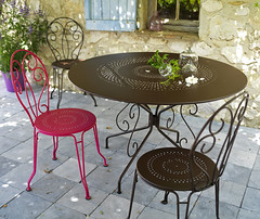 The world 39 s best photos of castorama and jardin flickr for Castorama table jardin