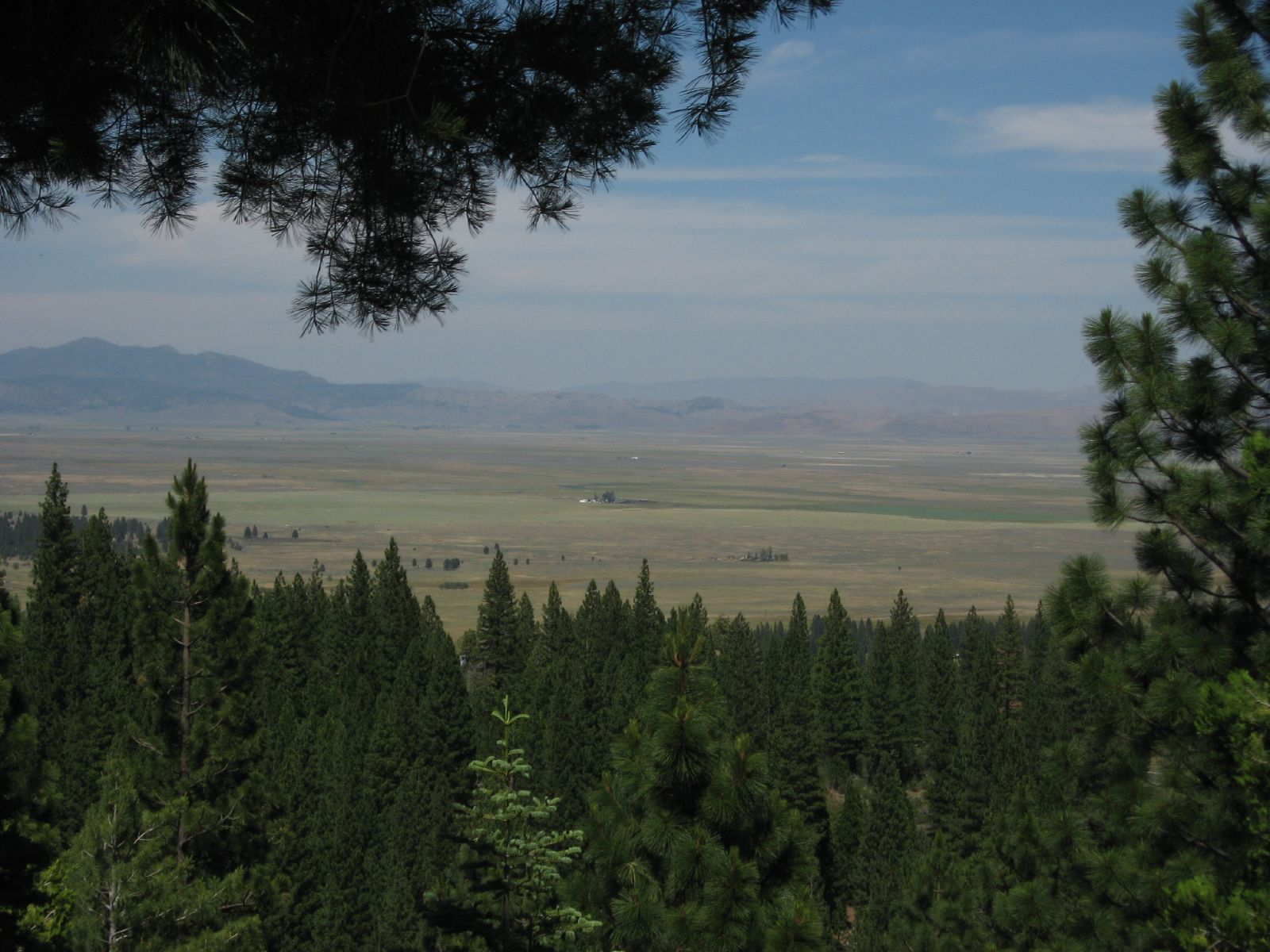 Elevation of old truckee rd sierraville ca usa maplogs for Sierra valley