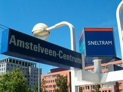 Metrohalte Amstelveen Centrum