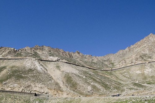 The Salang Pass
