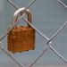Small photo of Rusty Lock