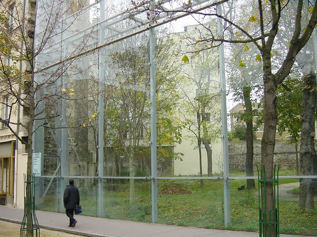 Fondation Cartier Paris Jean Nouvel 1994 Flickr