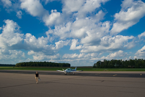 Rusk County Airport, Ladysmith, WI