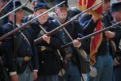 Vista Civil War Reenactment