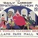 Daily Mirror International Fashion Fair poster, 1923