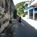 Bermain di jalanan. : Children playing in the street. Photo in Ardian