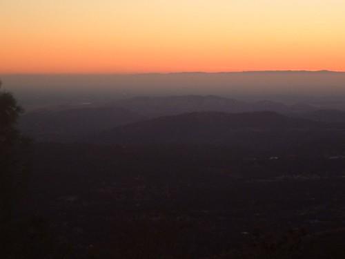 california sunset usa foothills mountains nature geotagged unitedstates sierra sierras sierranevada centralvalley sanjoaquinvalley sierrafoothills coastrange sanjoquin
