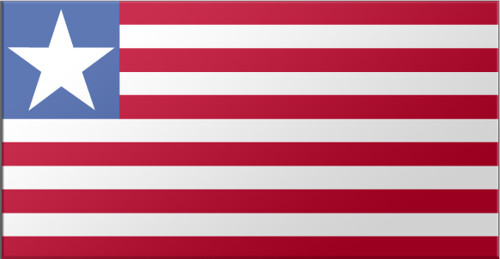 Liberia flag photo
