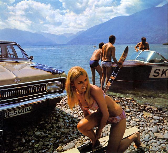 1970 Opel Commodore