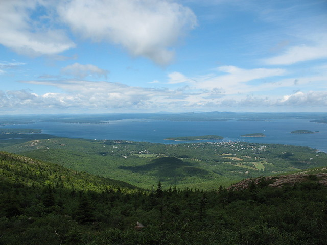 bar harbor from cadillac mountain flickr photo sharing. Cars Review. Best American Auto & Cars Review
