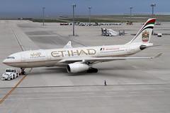 Etihad A330-200(A6-EYI)