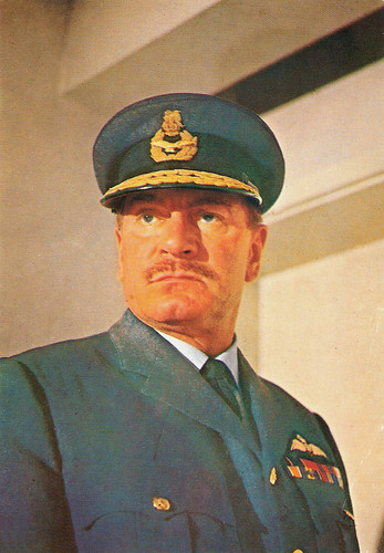 Laurence Olivier in The Battle of Britain (1969)