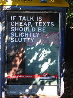 Virgin advertising