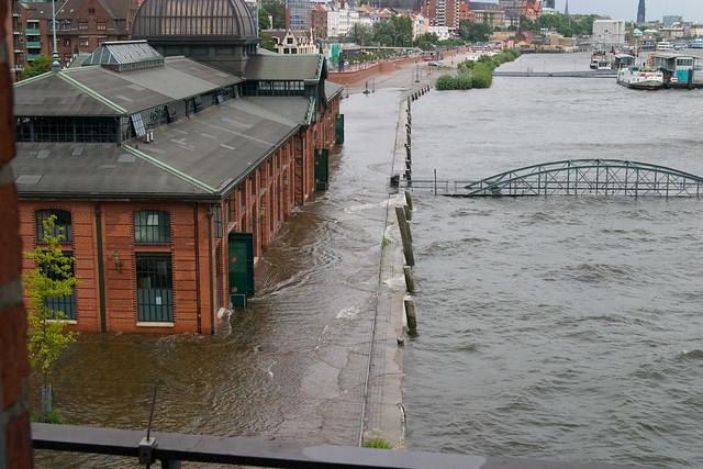 close the flood doors! close the flood doors!