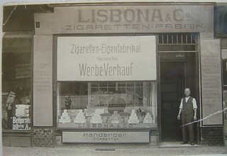 Lisbona Zigarettenfabrik