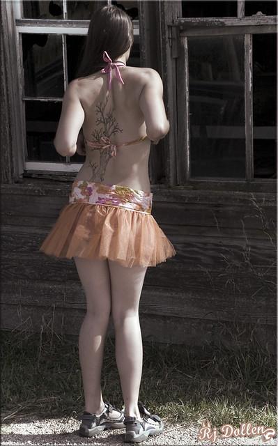 Sweet Jane - Colorado Model Kirbie B.. somewhere in Wyoming.… - Flickr