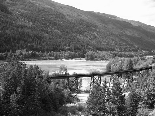 road old river highway anderson cariboo