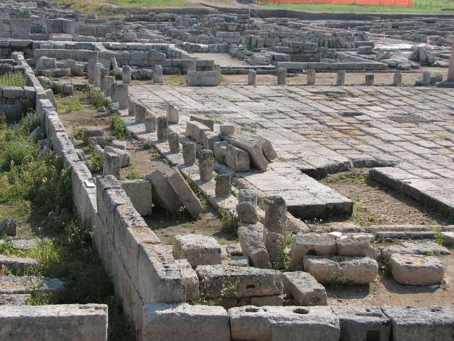 Egnazia amphitheatre 2