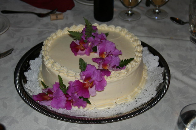 hawaiian wedding cake ideas