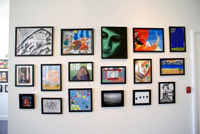 Art Walls family art walls - a gallery on flickr